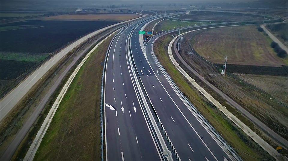 Mai multe loturi de autostradă din apropierea Clujului vor fi date în folosinţă în 2020 – Cronica de vineri