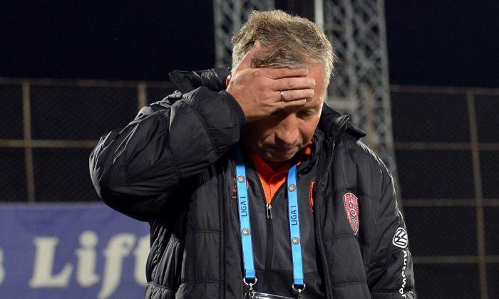 """Un jucător important al CFR Cluj, luat în vizor de Dan Petrescu: """"Poți să-ți cauți echipă!"""" – Cronica de Sport"""