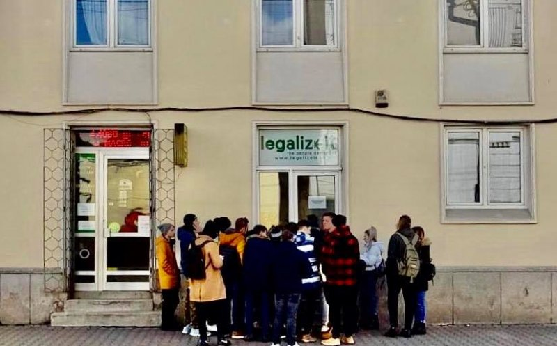 S-a deschis primul magazin de canabis la Cluj – Cronica de joi